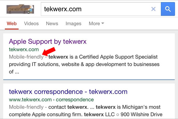tekwerx.com is now mobile friendly!
